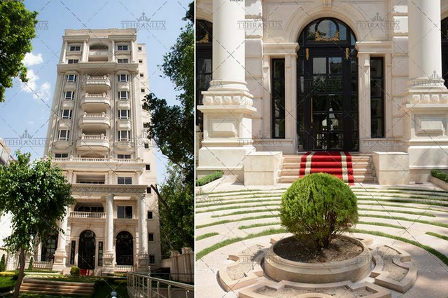 خرید ساختمان اصفهان، شریعتی - فروش آپارتمان | املاک اصفهان در سراملک