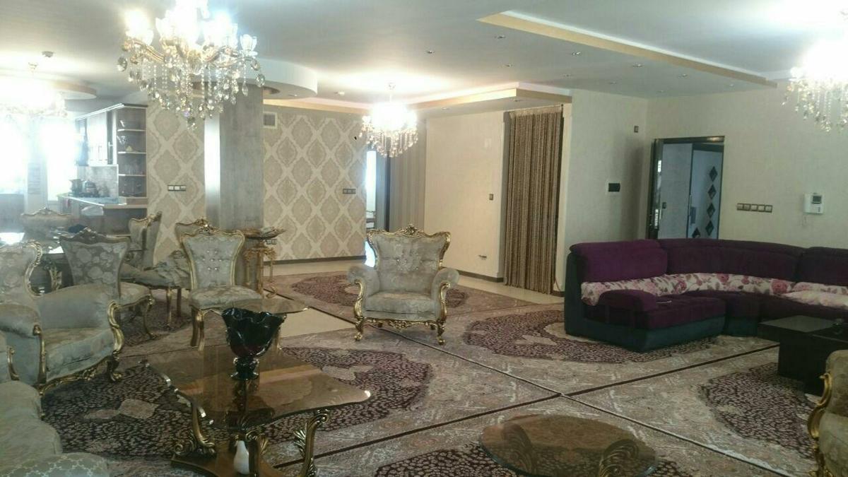 خرید و فروش آپارتمان در اصفهان، باغ دریاچه | املاک اصفهان در سراملک